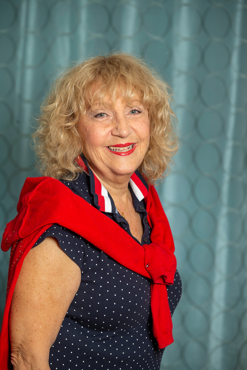 Patricia undefined Milman
