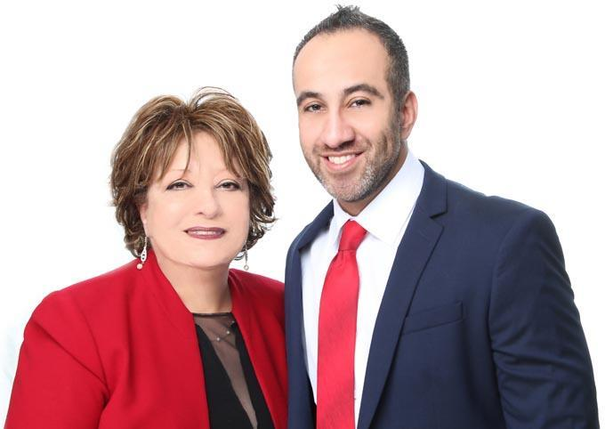 Faye Daroeian, RE/MAX Hall of Fame, and Kayvon Shahir