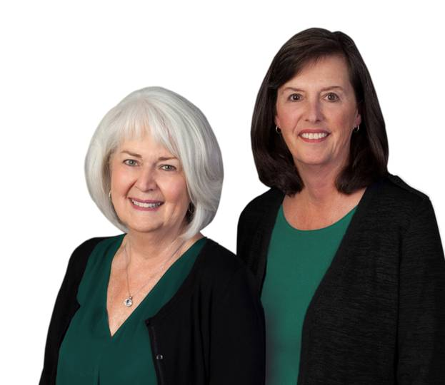 Roberta Stennes & Susan Larson