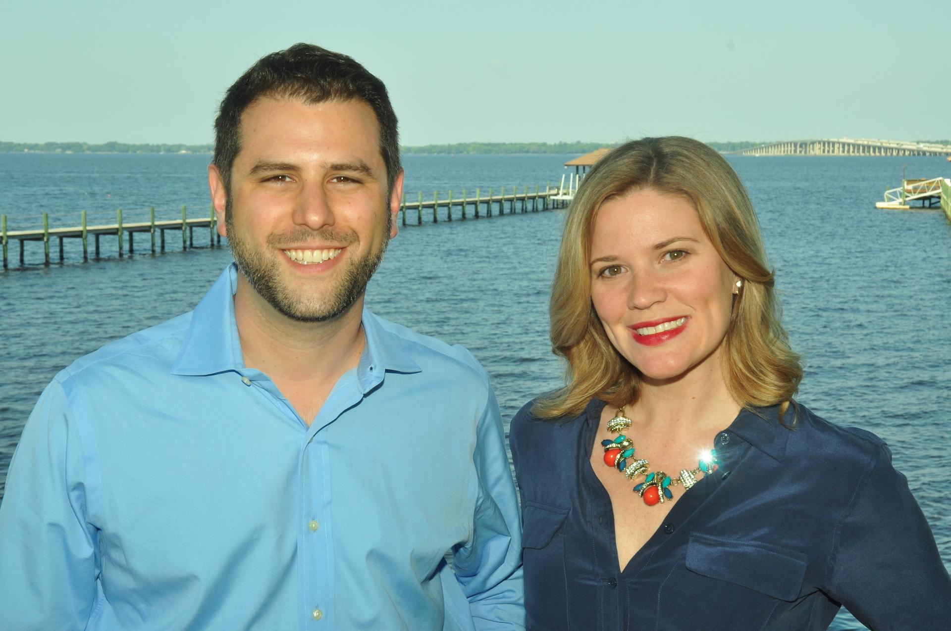Will Landay & Rachael Ridaught