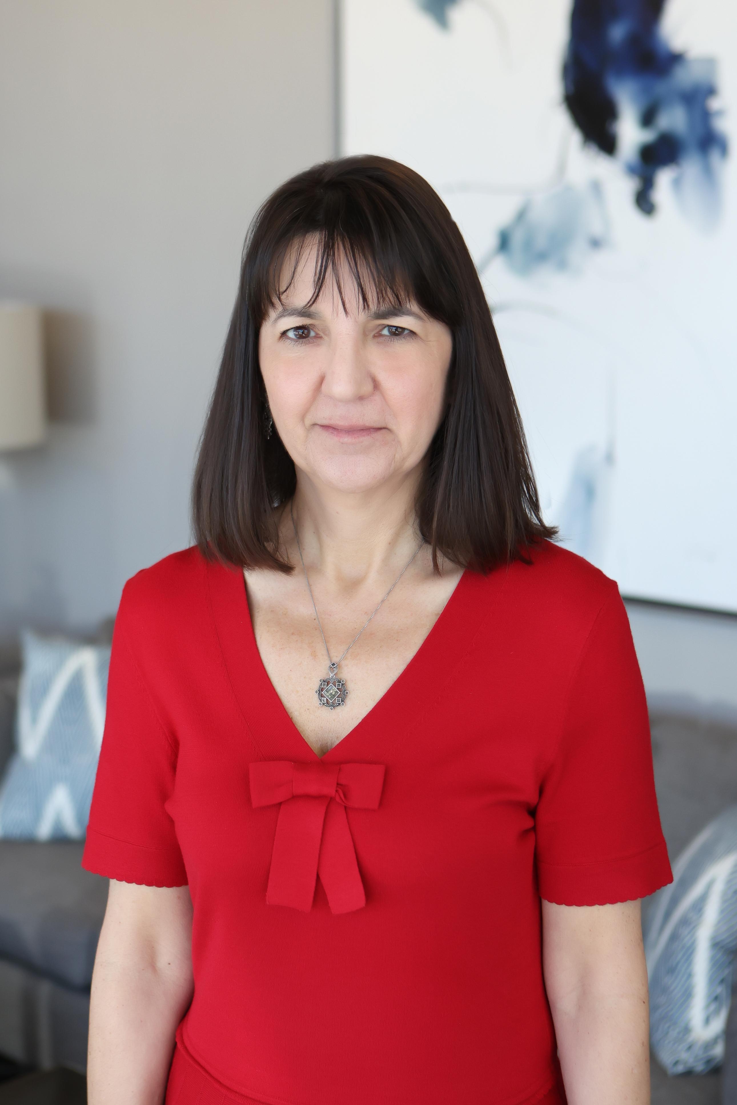 Carolyn undefined Barnes-Fairley