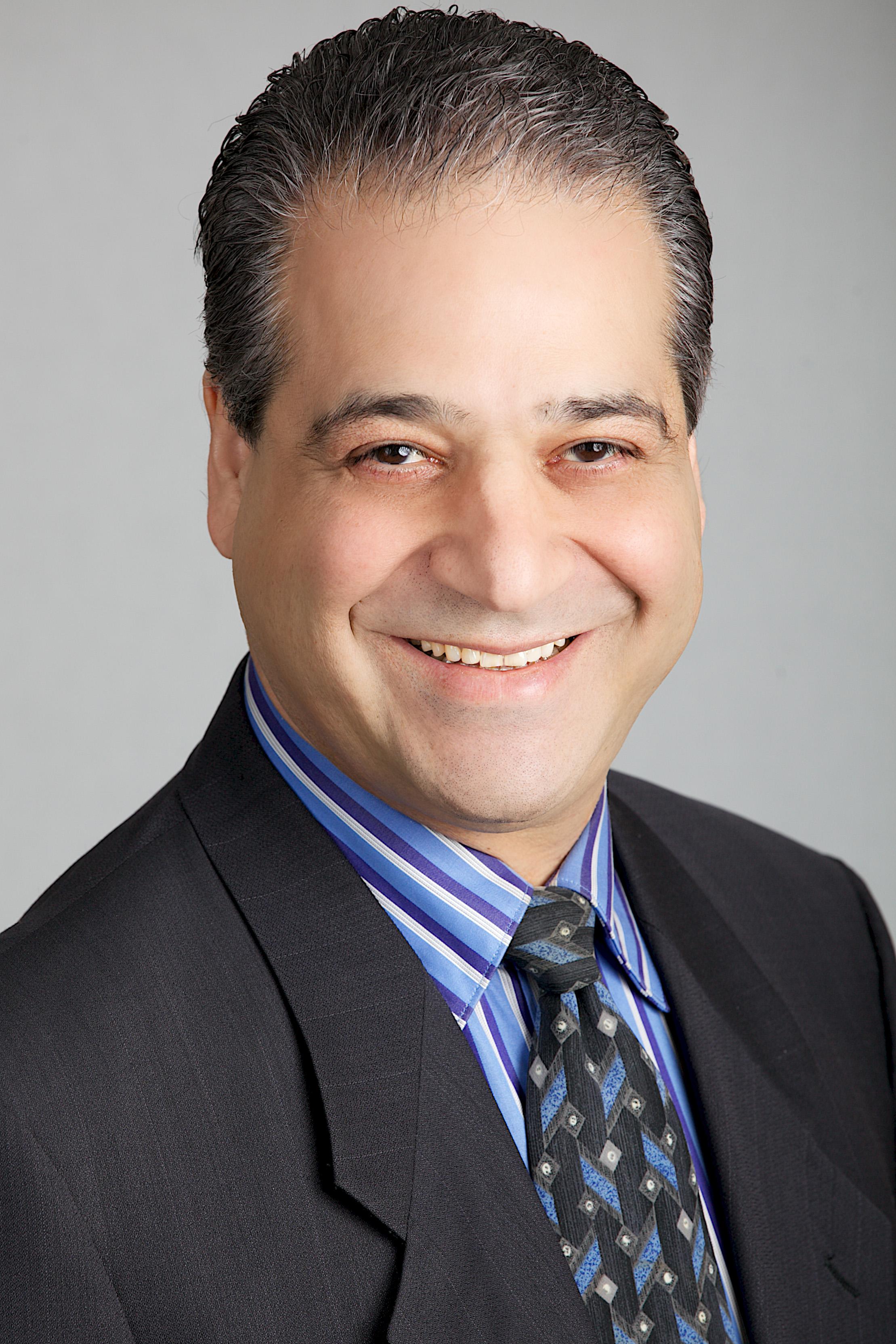 David undefined Hariri