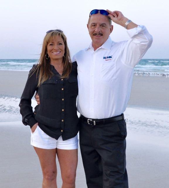 Tommy and Pamela Allen