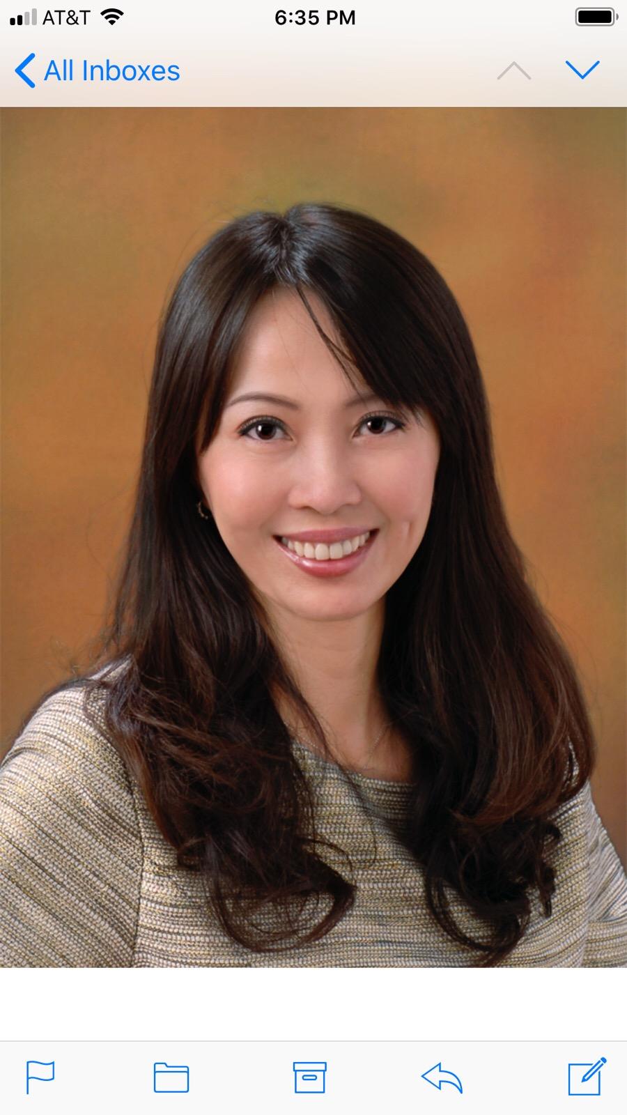 Allison Chuhui undefined Huang