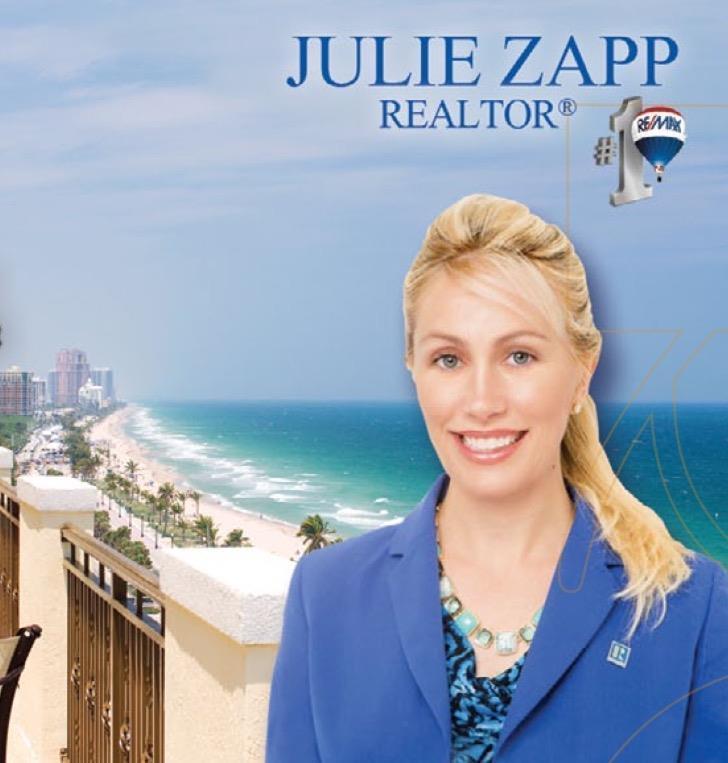Julie undefined Zapp