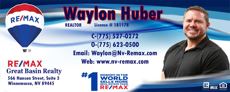 Waylon undefined Huber