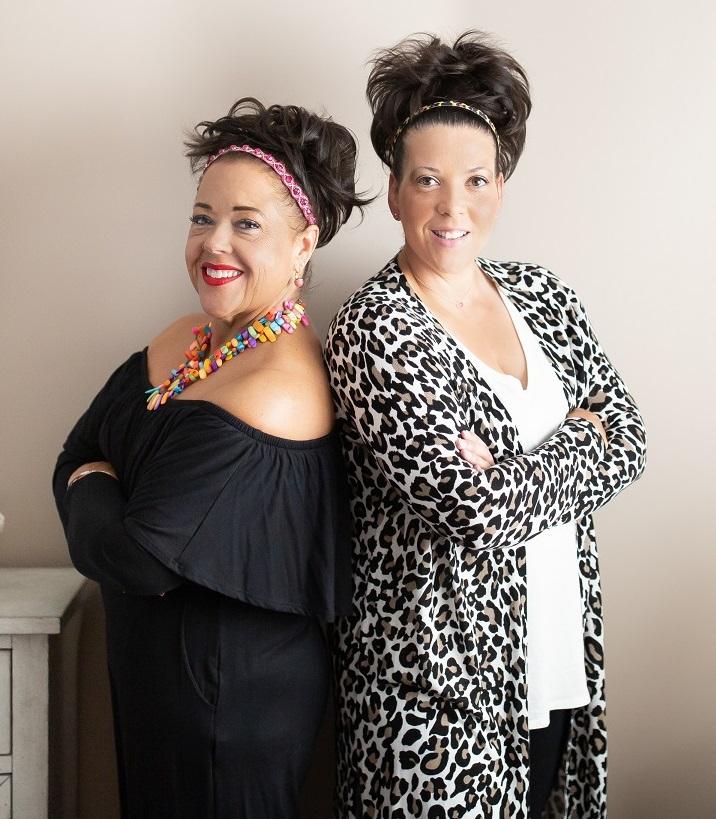 Lynda & Justine