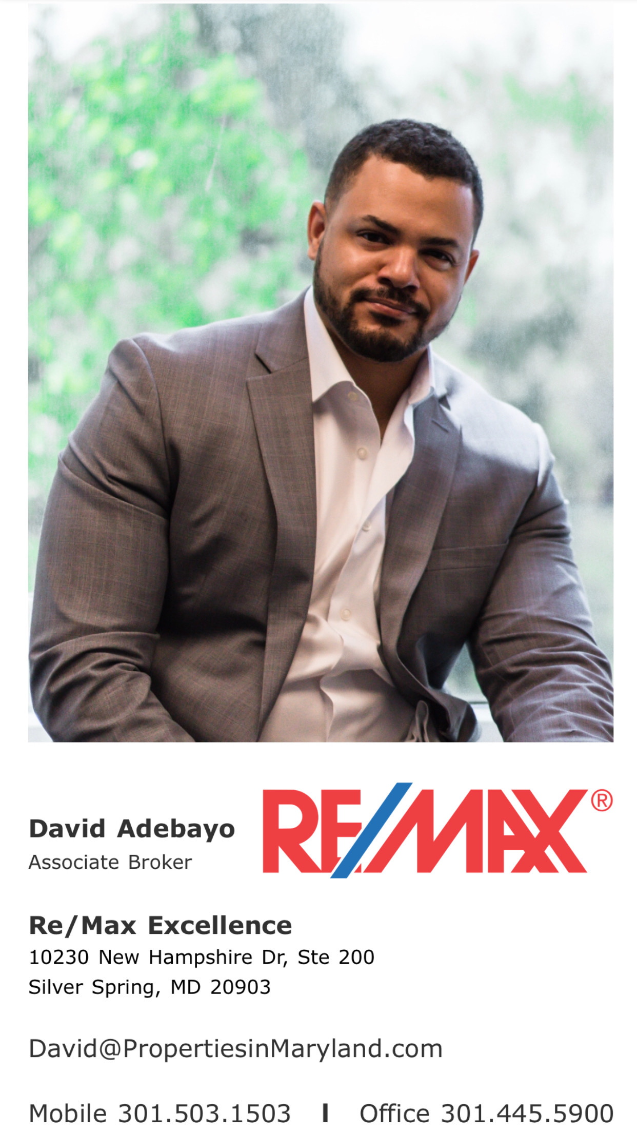 David Adebayo