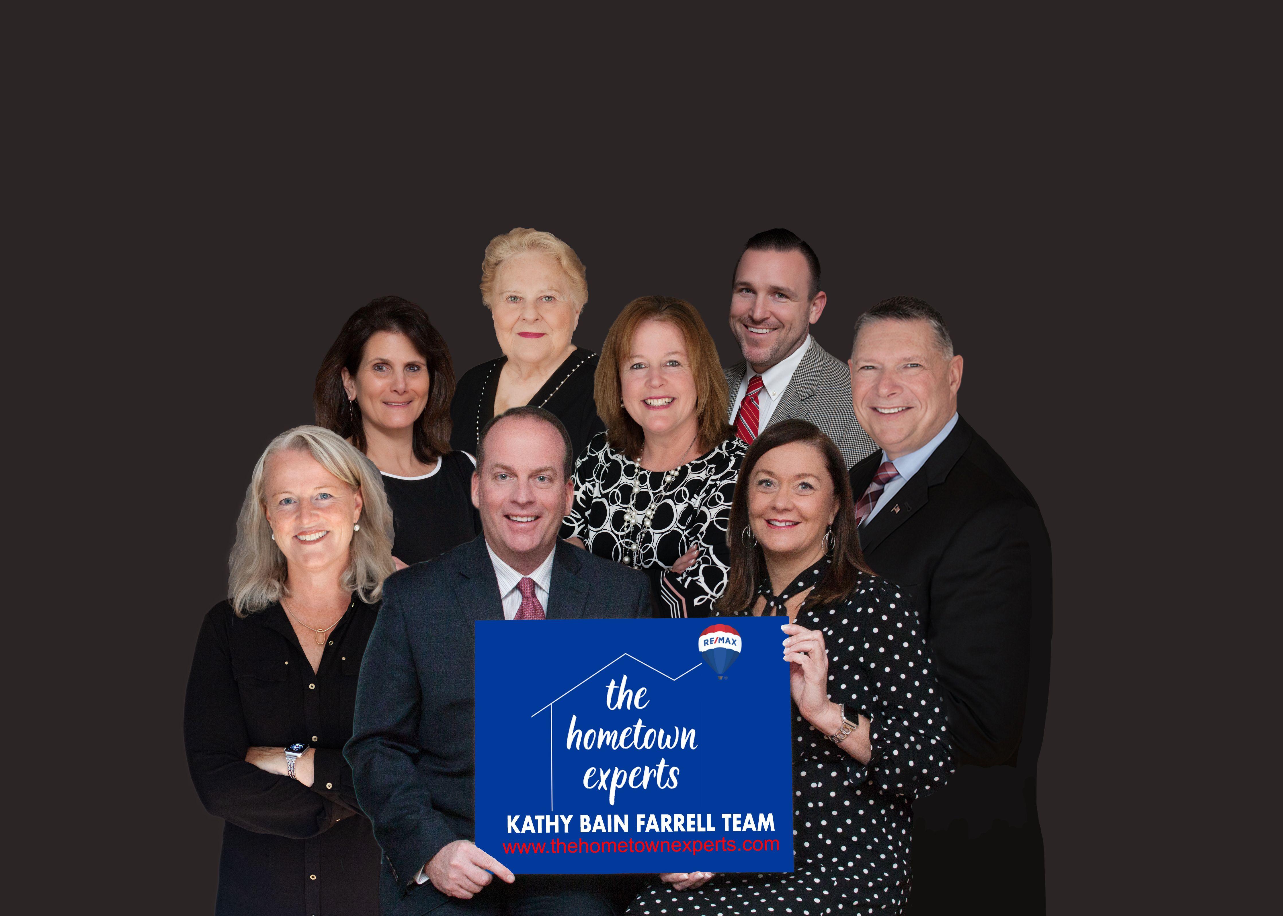 Kathy Bain Farrell Hometown Experts Team