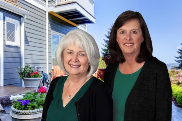 Roberta and Susan